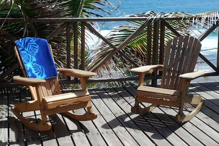 Apt on Soupbowl Surf Break Barbados - Bathsheba