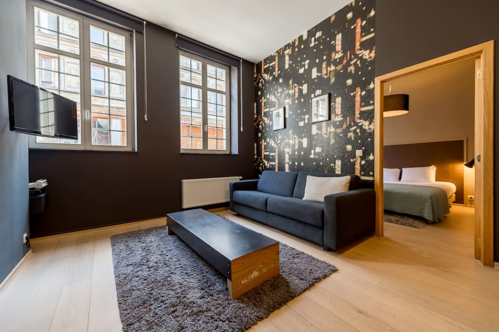 Smartflats Brusselian 101 - 1Bedroom - City Center ...
