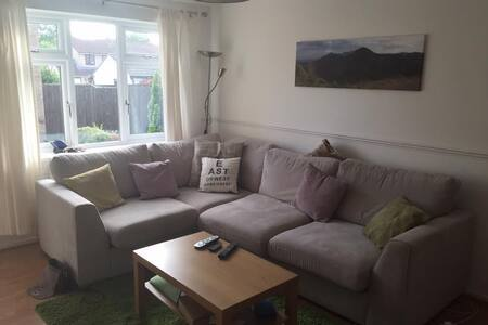 Double room just outside Cardiff - Cardiff - Bed & Breakfast