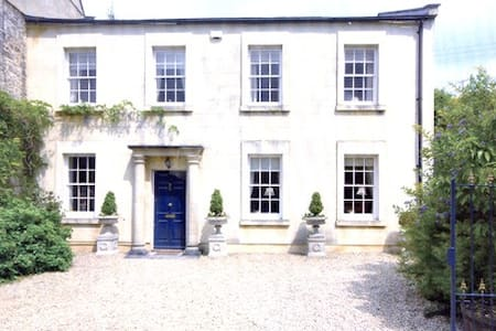 Riverside Lodge, near Bath - Camerton - Bed & Breakfast