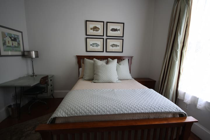 Uphouse Manor - London Fog Room - Houston - Bed & Breakfast