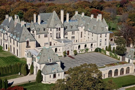 An Historic Mansion on Long Island - Huntington