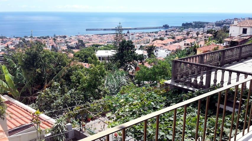 Nice Sea View Studio - Funchal - Byt