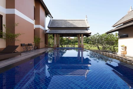 Deep night in Lanna (免费车+司机+管家) - Doisaket, Chiang Mai  - Σπίτι