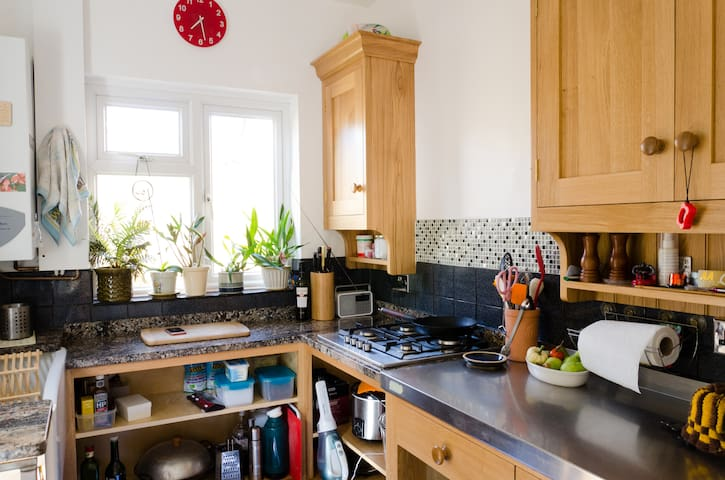 Double room in quiet house - Williton - House