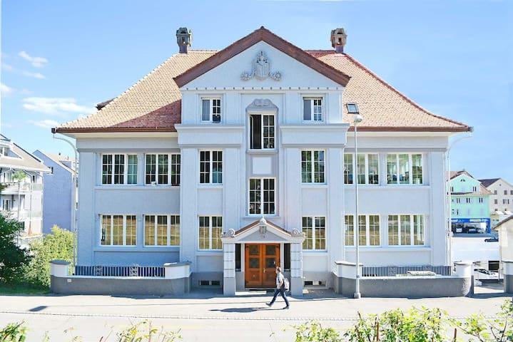 Loft VII, 3.5 Zimmer, Küche, Nz. - Grenchen - Loft