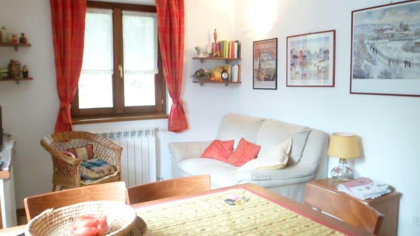 Intera casa a 5 min da Champoluc - Periasc Ayas (AO) - House