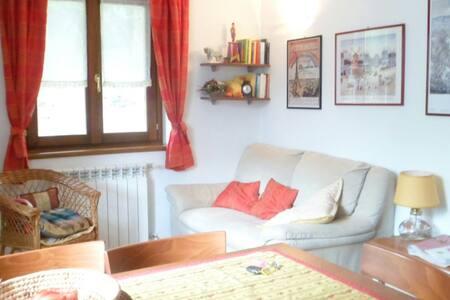 Intera casa a 5 min da Champoluc - Periasc Ayas (AO) - 獨棟