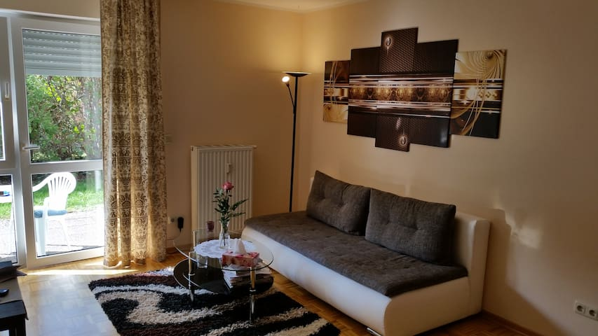 Cozy Appartement in Augsburg - Augusta