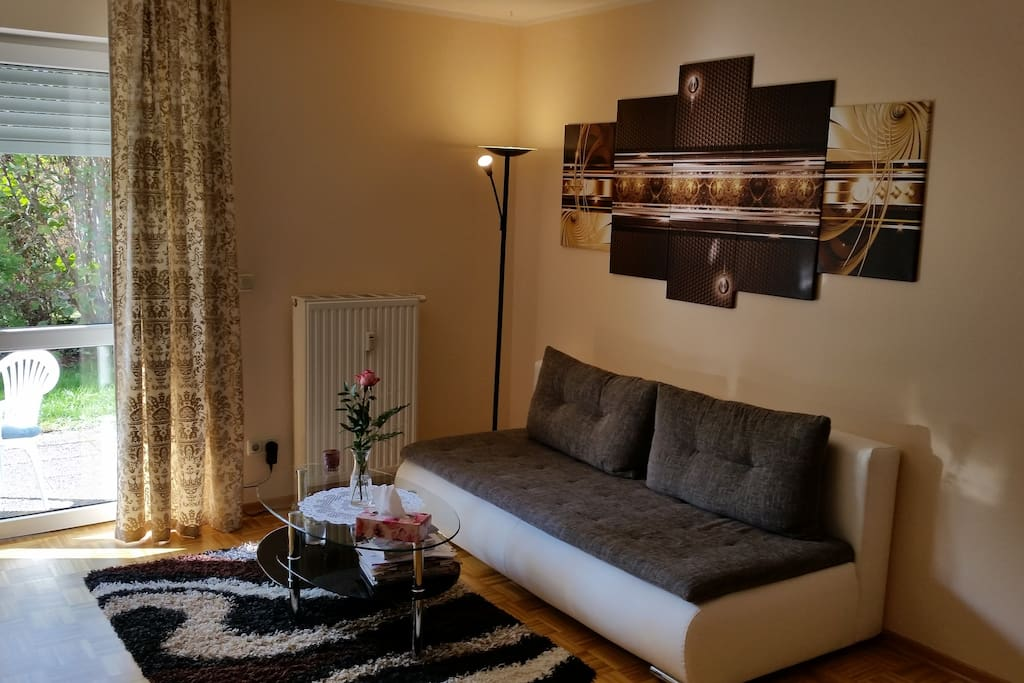 Cozy appartement in augsburg apartments for rent in for Augsburg apartments for rent