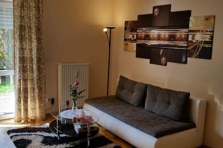 Cozy Appartement in Augsburg - Augsburg - Huoneisto