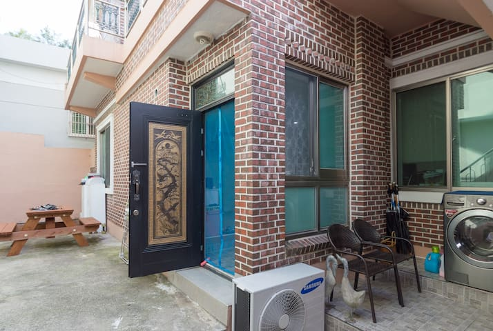 BUSAN BACKPACKERS  - Busanjin-gu - House