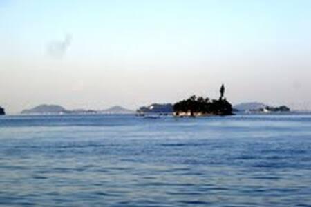 Excelente suíte em frente ao mar. - Rio de Janeiro