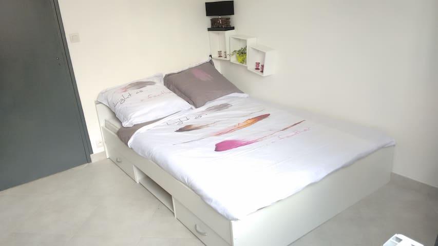 Chambre meublée et équipée de 10m2 - Valence - Apartament