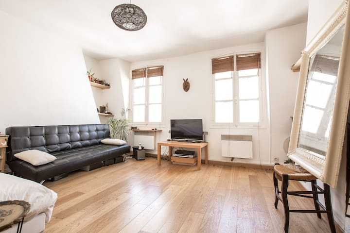Studio Paris Center 34m2