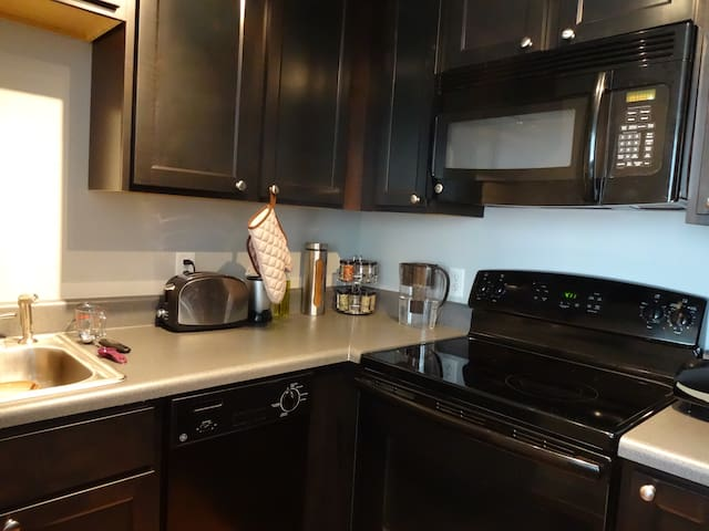 A Modern View & Updated Appliances - DeKalb - Apartment