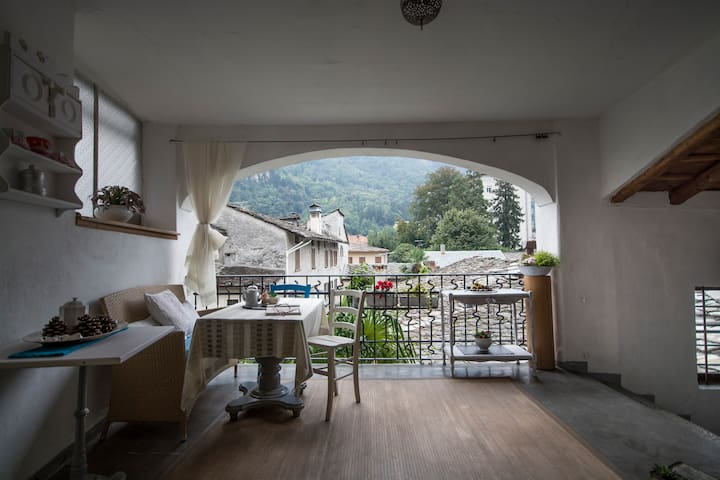 B&B historic building Chiavenna - Chiavenna