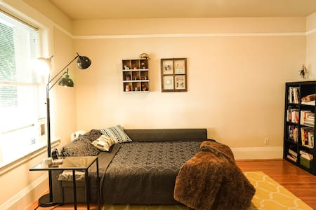 Central Location - Cozy Studio - San Francisco - Apartment