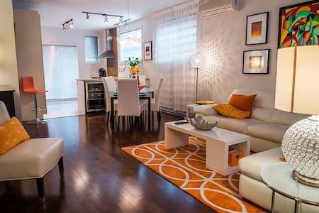 Comfort of a Luxury Suite