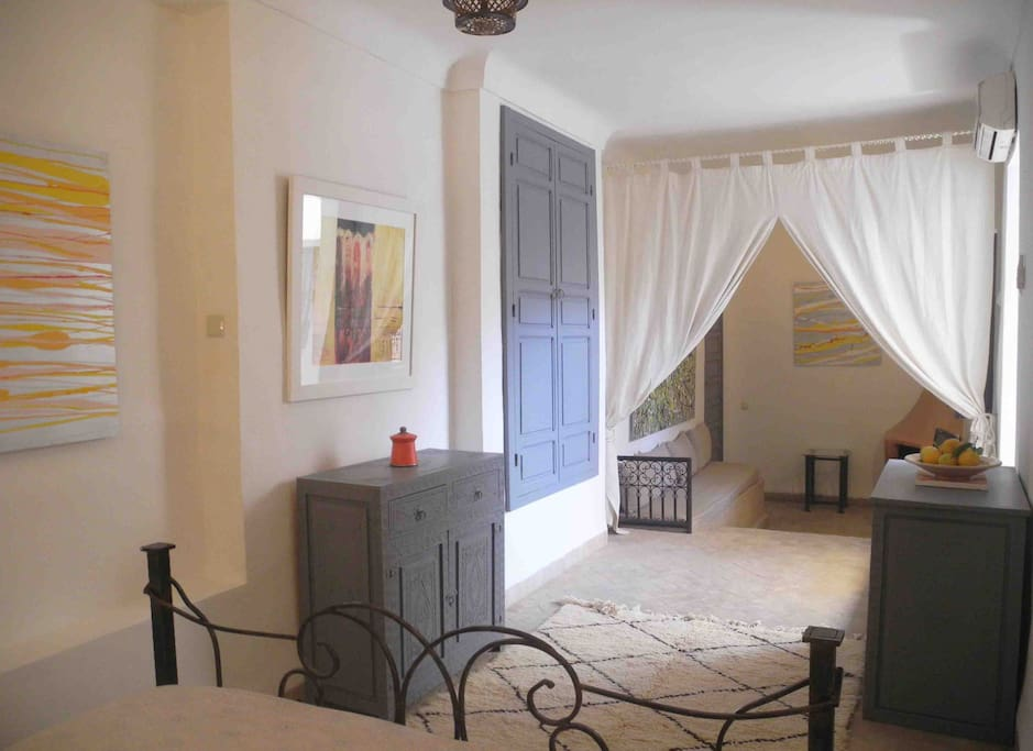 Our first floor Douira Suite