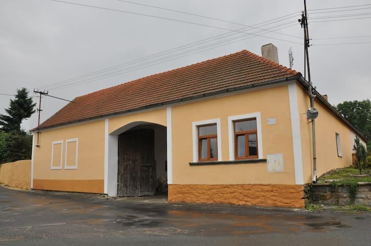 Farmhouse Svéradice - Svéradice - Chalet