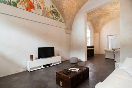Casa Ferrante, centro storico Lecce