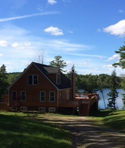 Catskills Mountain House on Lake - Jefferson - House