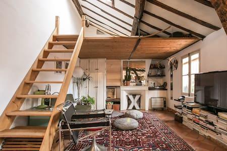 Apartment in the centre of Marais - Paris - Loft