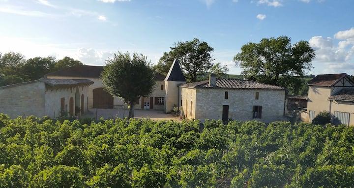 Rocanguille cottage
