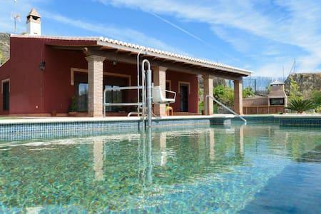 Casa Rural Villa Solgor - Benamocarra  - Willa
