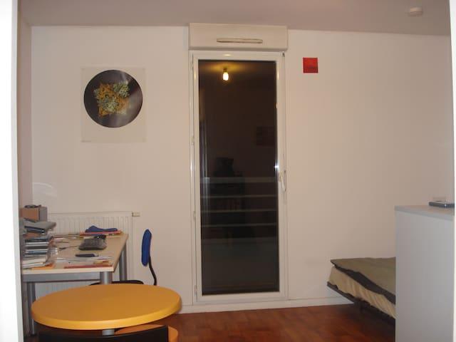 STUDIO 21m² à25mn dePARIS ST LAZARE - Cormeilles-en-Parisis - Appartement en résidence