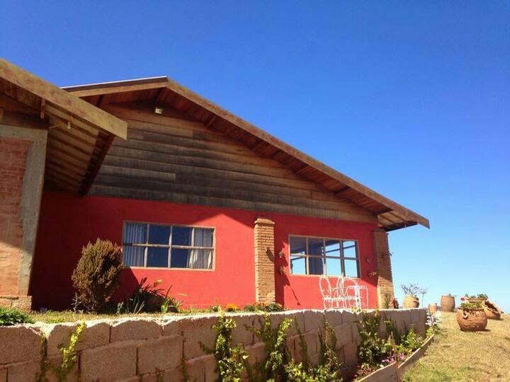 Villa Paz Quarto SOMENTE cinco pessoas - CONSULTAR