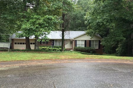 Lots of space 10 minutes to UGA! - Watkinsville - Apartament