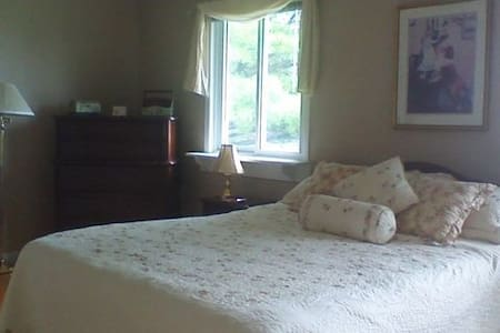 Riverview Room - Cornwall - Bed & Breakfast