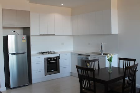 2BD Apartment with parking close to Melbourne - Maribyrnong - Byt