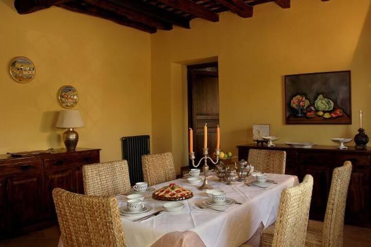 Ridocco Farm in Corleone, Sicily - Corleone - Bed & Breakfast