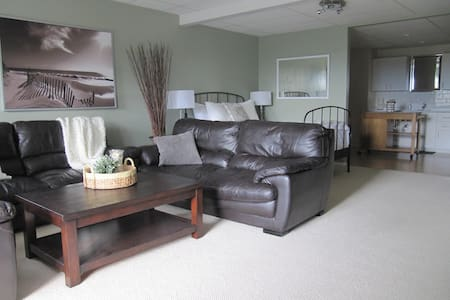 Sunset studio suite - Abbotsford - Bed & Breakfast