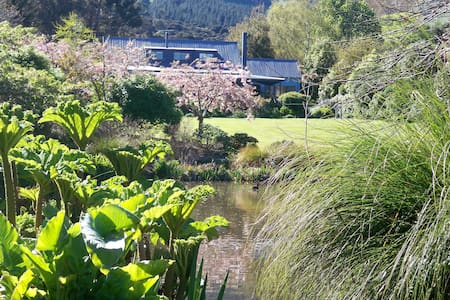Potters Croft Garden, B&B - Akaroa