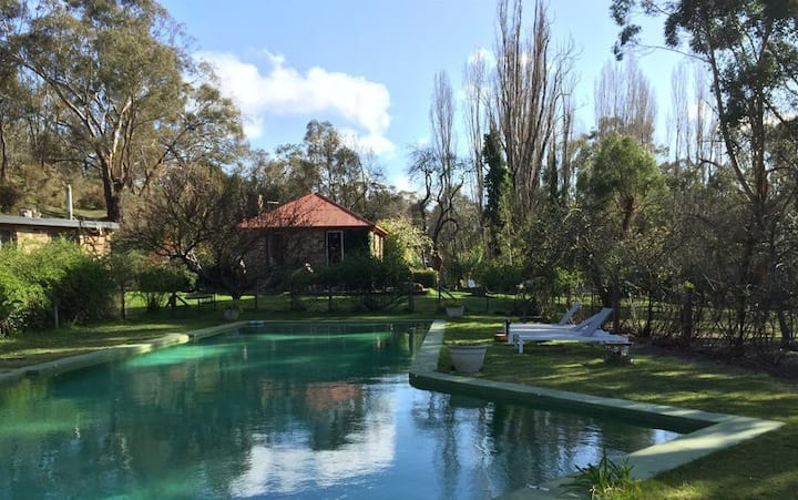 The Potager in Chewton/Castlemaine