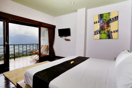 The Cave Double Bed Room - Kintamani - Penzion (B&B)