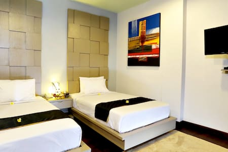 The Cave Twin 1 Beds Room - Kintamani - Bed & Breakfast