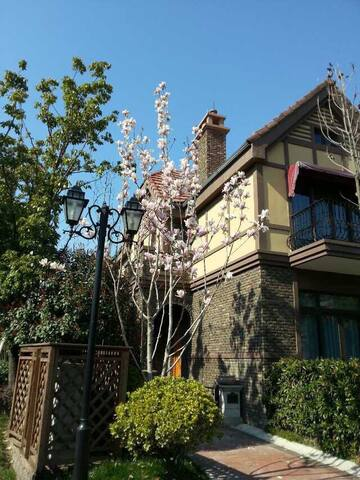 2 bed rooms in a courty side villa - Kunshan - Maison