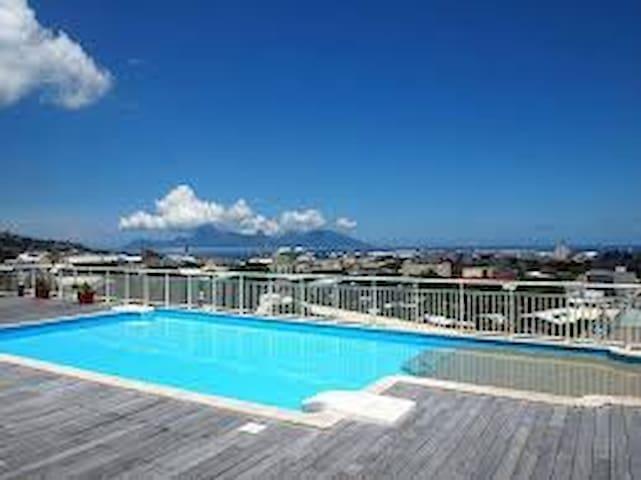 Une chambre dans penthouse - Papeete - Departamento
