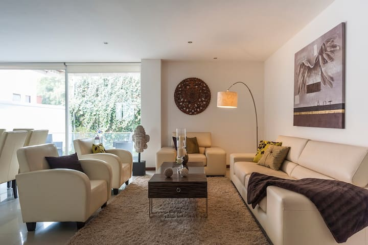 LUXURY Apartment in Polanco - Ciudad de México - Leilighet