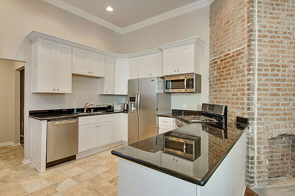 New Renovated Kitchen - from top to bottom  :)