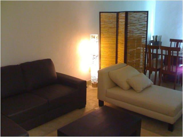 Cozy apartment in acapulco diamante