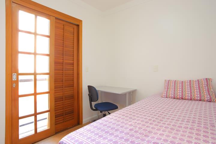 Suite I Vila Mariana Individual