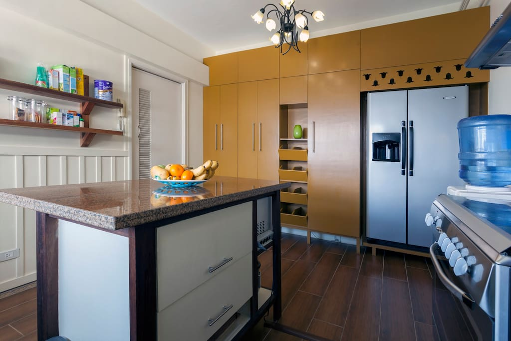 kitchen - shared space
