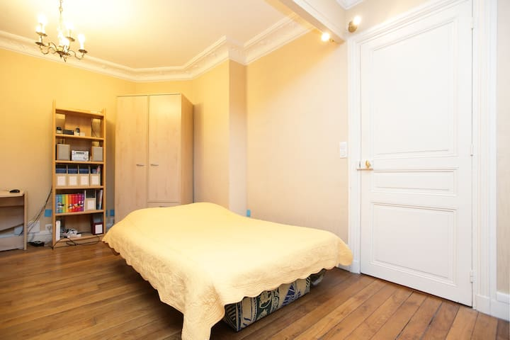 Room (chambre) near Bercy (M6) wifi - Paris - Daire