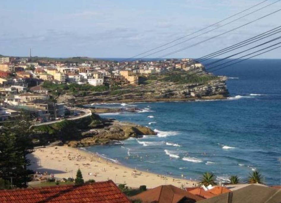 Sample photo of Bronte beach, within walking distance from apartment